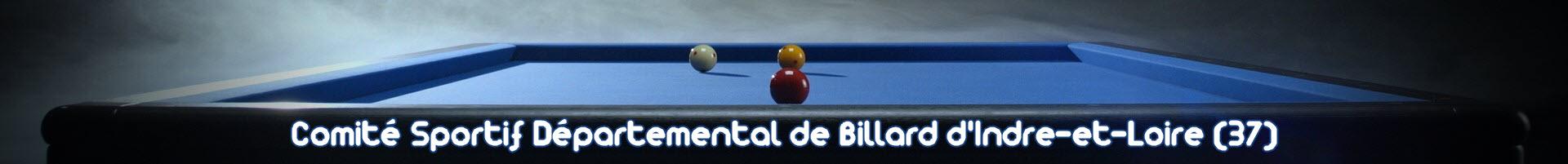 Comité Sportif Départemental de Billard d'Indre-et-Loire